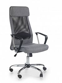 Halmar Kancelářská židle ZOOM, šedá