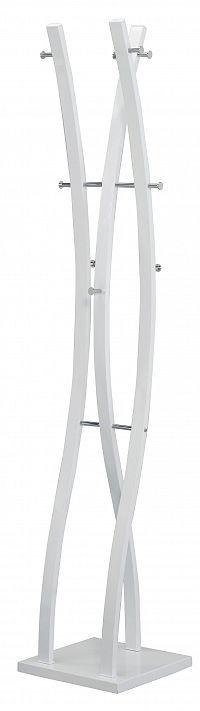 Halmar Věšák  W50, výška 179 cm, bílý