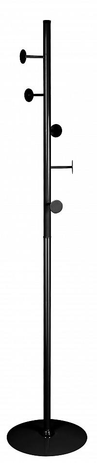 Halmar Věšák  W52 výška 179, černý