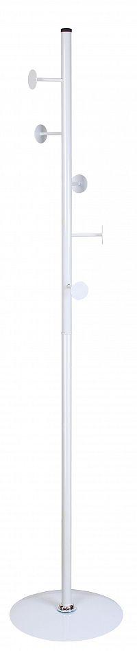 Halmar Věšák W52 výška 179 cm, bílý