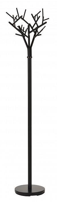 Halmar Věšák W56 výška 180 cm, černý