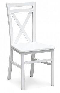 Halmar Židle DARIUS 2, bílá