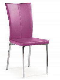 Halmar Židle K113, fialová
