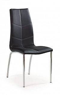 Halmar Židle K114, černá