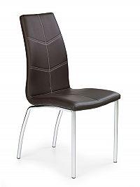 Halmar Židle K114, hnědá