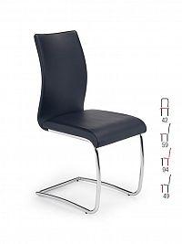 Halmar Židle K180, černá