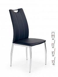 Halmar Židle K187, černá