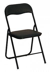 Halmar Židle K5, černá