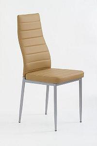 Halmar Židle K70, světle hnědá