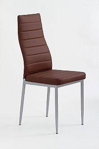 Halmar Židle K70, tmavě hnědá