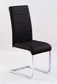 Halmar Židle K85, černá