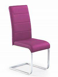 Halmar Židle K85, fialová