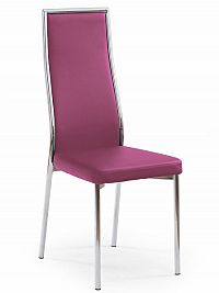 Halmar Židle K86, fialová