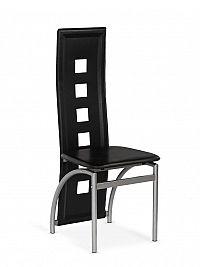 Halmar Židle KA4M, černá