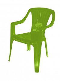 Idea Dětská židle JERRY 41082 zelená