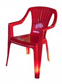 Idea Dětská židle JERRY 41084 červená