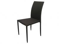 Idea Jídelní židle PARMA, hnědá