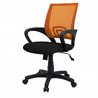 Idea Kancelářské křeslo TREND oranžové