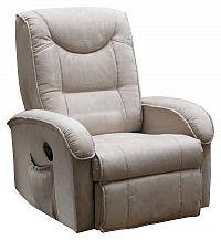Idea Relaxační křeslo K40-BOBY, béžové