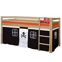 Idea Stan pro patrovou postel 832, látka S6 - pirátský