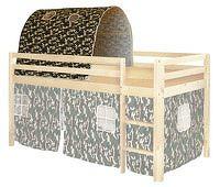 Idea Tunel pro patrovou postel 832, maskovací