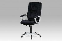 Kancelářská židle KA-N717 BK2, černá