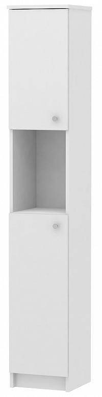 MB Domus SIMONA, skříňka vysoká SI14, bílá