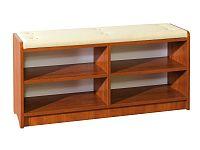 MORAVIA FLAT BRAVO, čalouněná lavice, barva: ...
