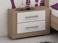 MORAVIA FLAT VIKY, noční stolek, barva: ...