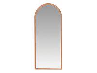 MORAVIA FLAT Závěsné oválné zrcadlo ELF, barva: