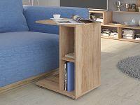 Odkládací stolek ATOS, barva: