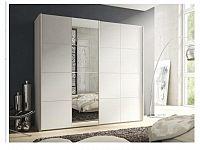 ORFA MIX SCREEN skříň, bílá/zrcadlo