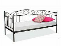 Smartshop BIRMA, postel 90x200 cm, bílá