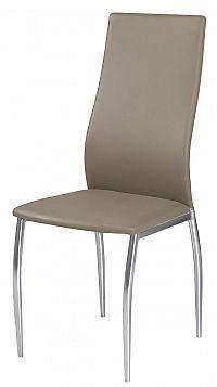 Smartshop Jídelní čalouněná židle H-801, béžová
