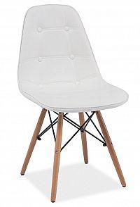 Smartshop Jídelní židle AXEL, bílá