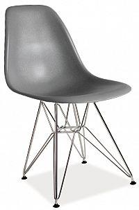 Smartshop Jídelní židle LINO, šedá