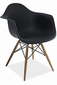 Smartshop Jídelní židle MONDI, černá