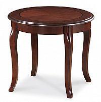 Smartshop Konferenční stolek ROYAL D tmavý ořech