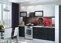 Smartshop Kuchyně VALERIA 200/260, black stripe