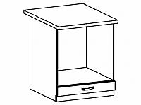 Smartshop PROVANS dolní skříňka pro vestavnou troubu D60ZK, borovice andersen