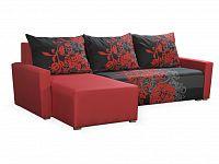 Smartshop Rohová sedačka ESPANA BIS 5, červená