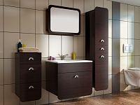 Smartshop  RONDO, koupelnová sestava, wenge