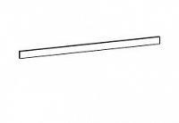 Smartshop Sokl 200 cm, barva šedý grenola