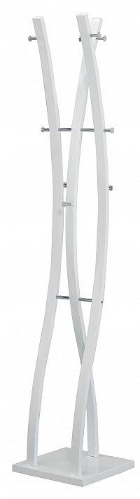 Věšák W-50, výška 179 cm, bílý