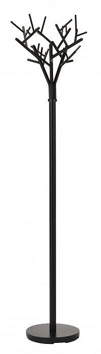 Věšák W-56 výška 180 cm, černý