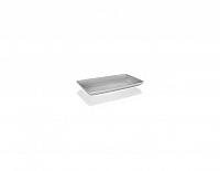BANQUET Tác servírovací CULINARIA 36,5 x 18 x 3,5 cm, šedý