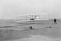 Bratři Wrightové - První let
