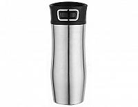 Cestovní termoska ASOBU Press Caffe silver 420ml