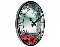 Designové nástěnné 3D hodiny 3136 Nextime Big Ben 39cm