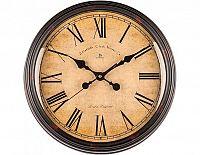 Designové nástěnné hodiny 00825E Lowell 40cm